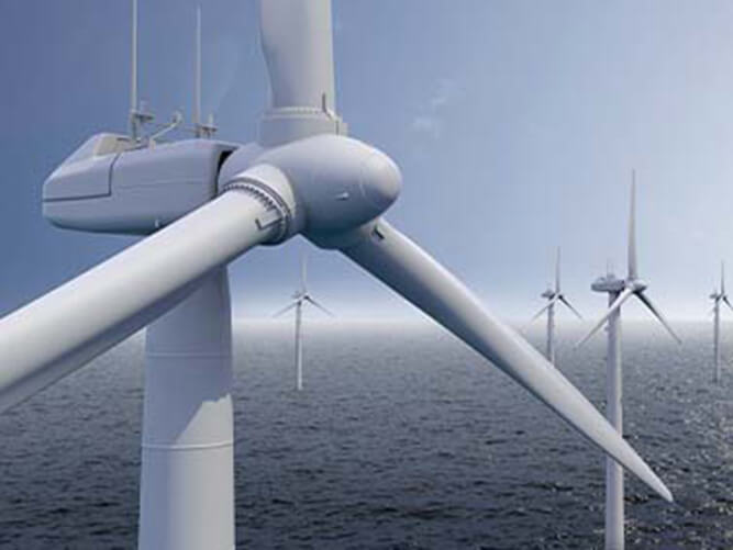 Fodere group vanadium Wind Turbines
